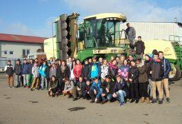 Zemědělská výroba v praxi