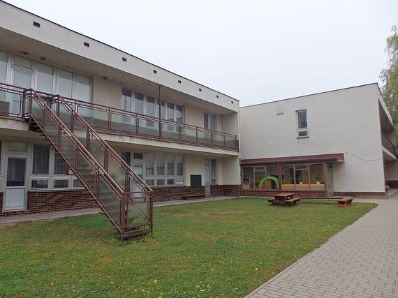 Mateřská škola Nové Město na Moravě, příspěvková organizace, místo výkonu vzdělávání a školských služeb Slavkovice 98