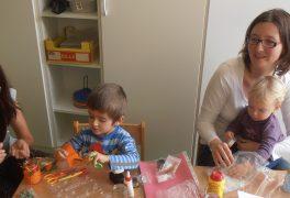 Mateřské centrum – Hrajeme si s Jájou